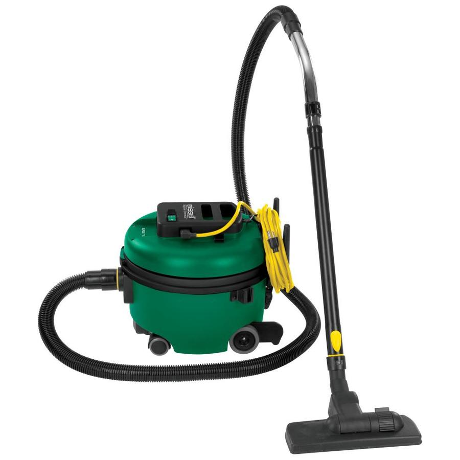 BISSELL Big Green Commercial Advanced Filtration Canister Vacuum