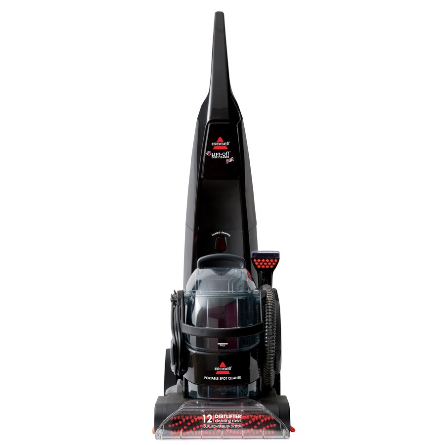 BISSELL DeepClean Lift-Off Pet 0.75-Gallon Upright Carpet Cleaner