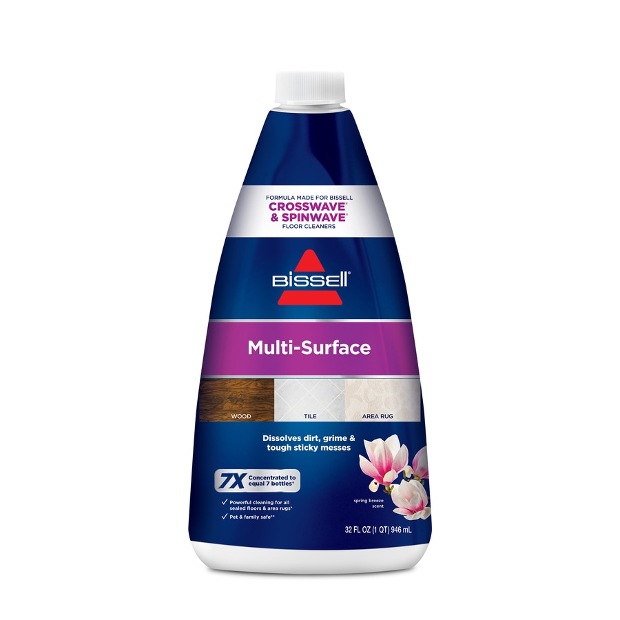 BISSELL 32-oz Crosswave Multi-Surface Floor Cleaning Formula Concentrate