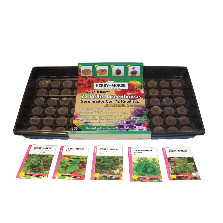 Ferry-Morse Deluxe Herb Kit