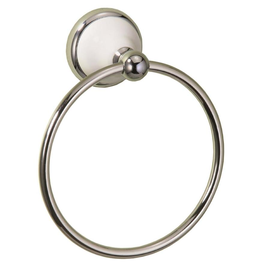 Gatco Franciscan Chrome Wall Mount Towel Ring
