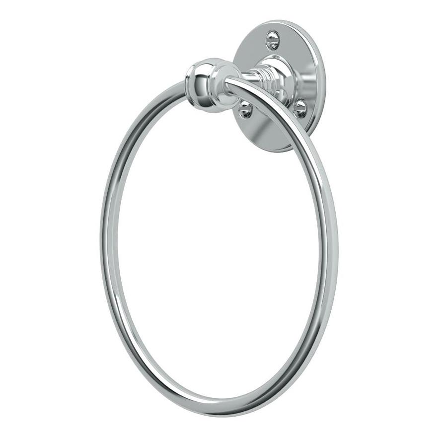 Gatco Cafe Chrome Wall Mount Towel Ring