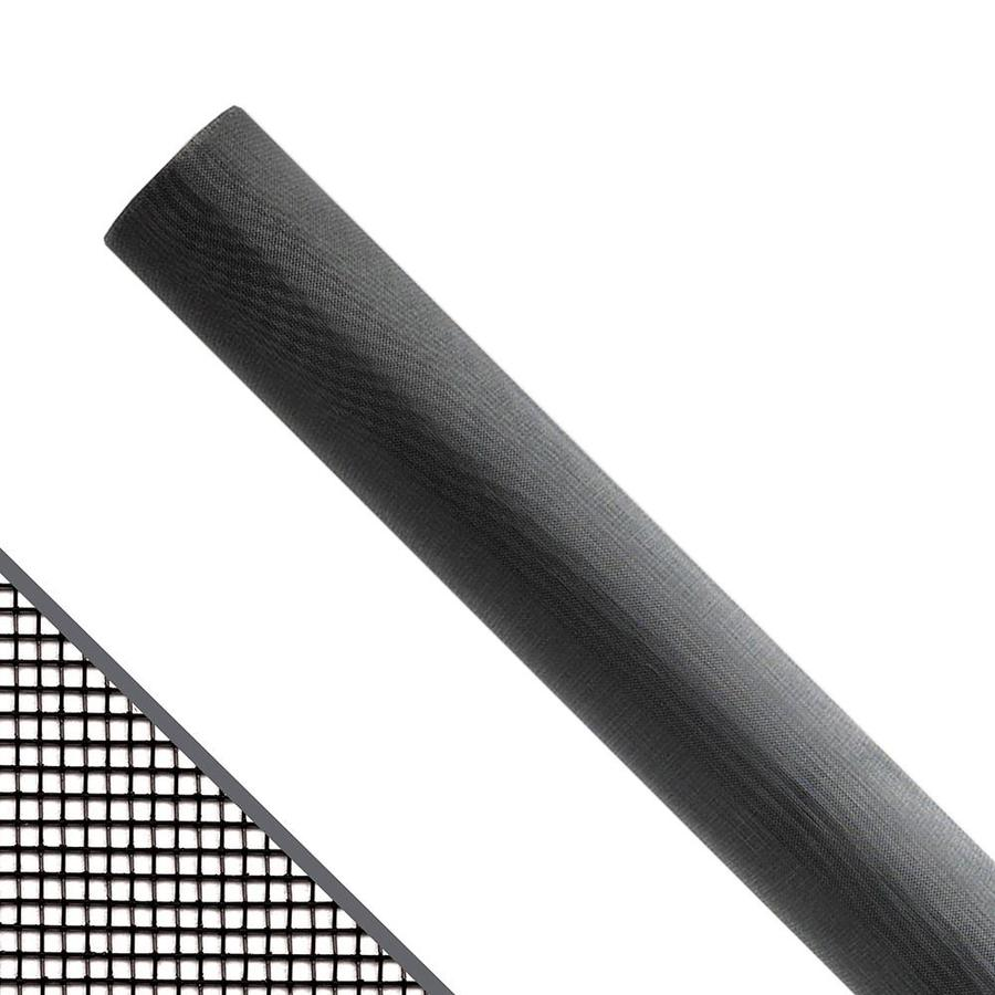 New York Wire 28-in x 100-ft Black Aluminum Screen Wire