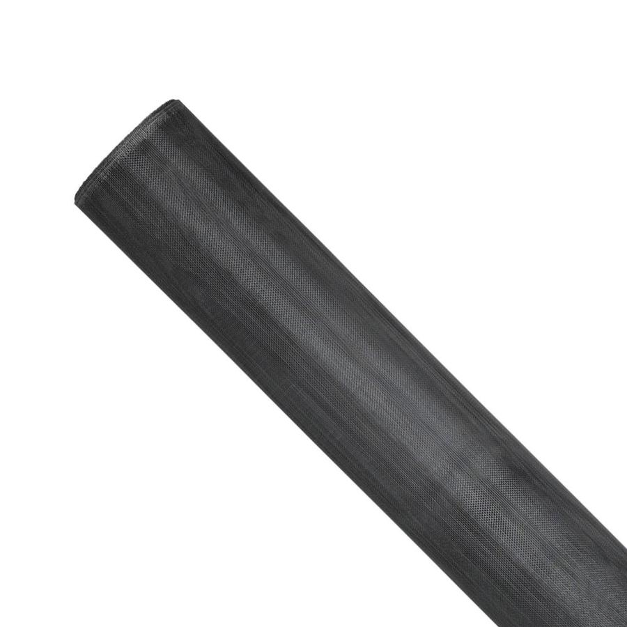 New York Wire 32-in x 100-ft Black Aluminum Screen Wire