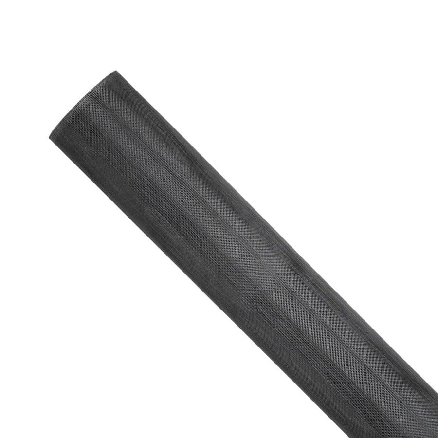 New York Wire 34-in x 100-ft Black Aluminum Screen Wire