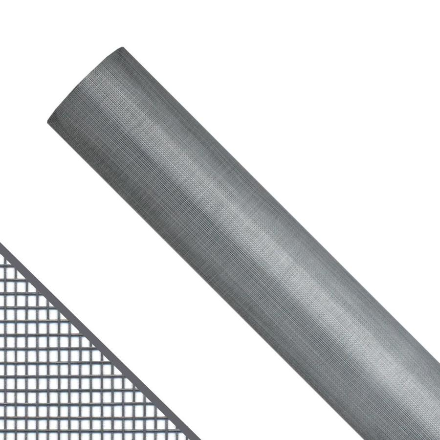 New York Wire 30-in x 100-ft Gray Fiberglass Screen Wire
