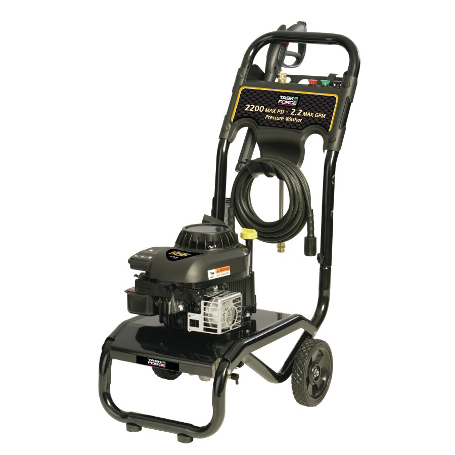 Task Force 2200 PSI 2.2 GPM Gas Pressure Washer