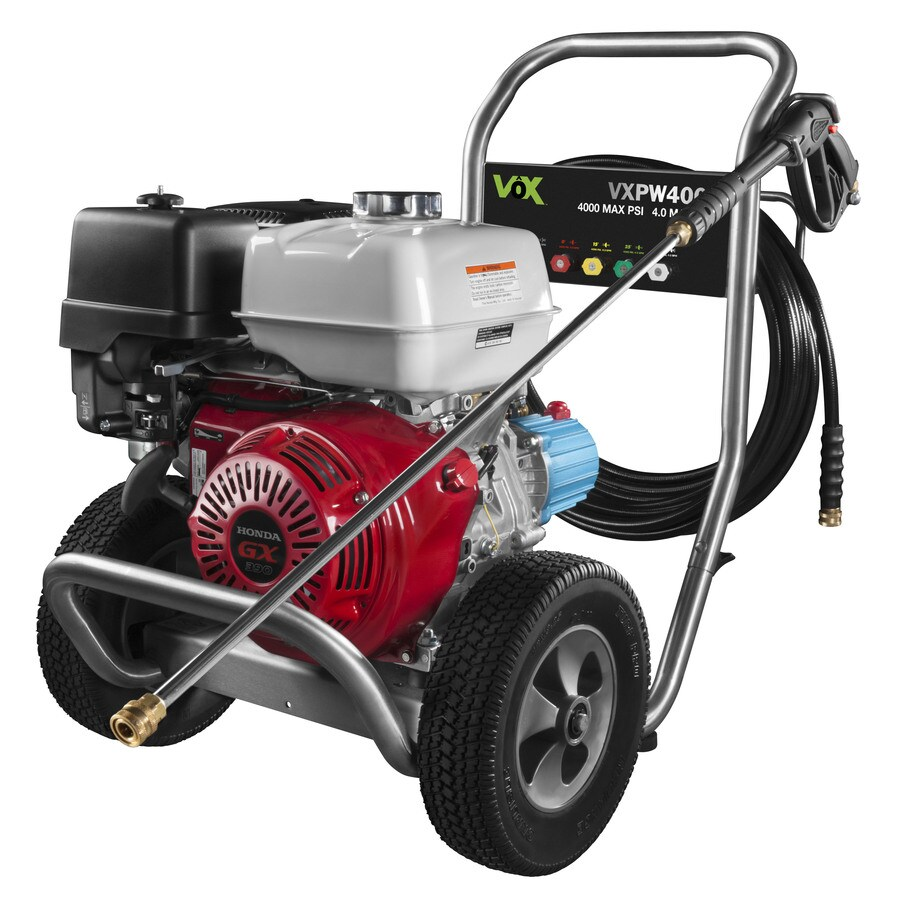 VOX 4000-PSI 4-GPM Gas Pressure Washer with Honda Engine