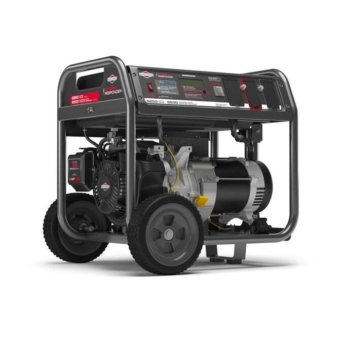 Briggs & Stratton Briggs and Stratton Storm Responder 6250-Watt Gasoline Portable Generator