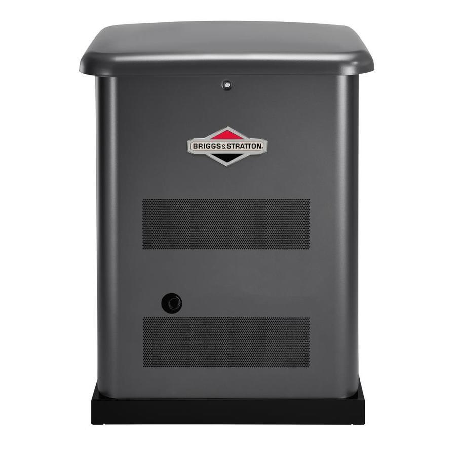 Briggs & Stratton 12000-Watt (LP)/11000-Watt (NG) Standby Generator with Automatic Transfer Switch