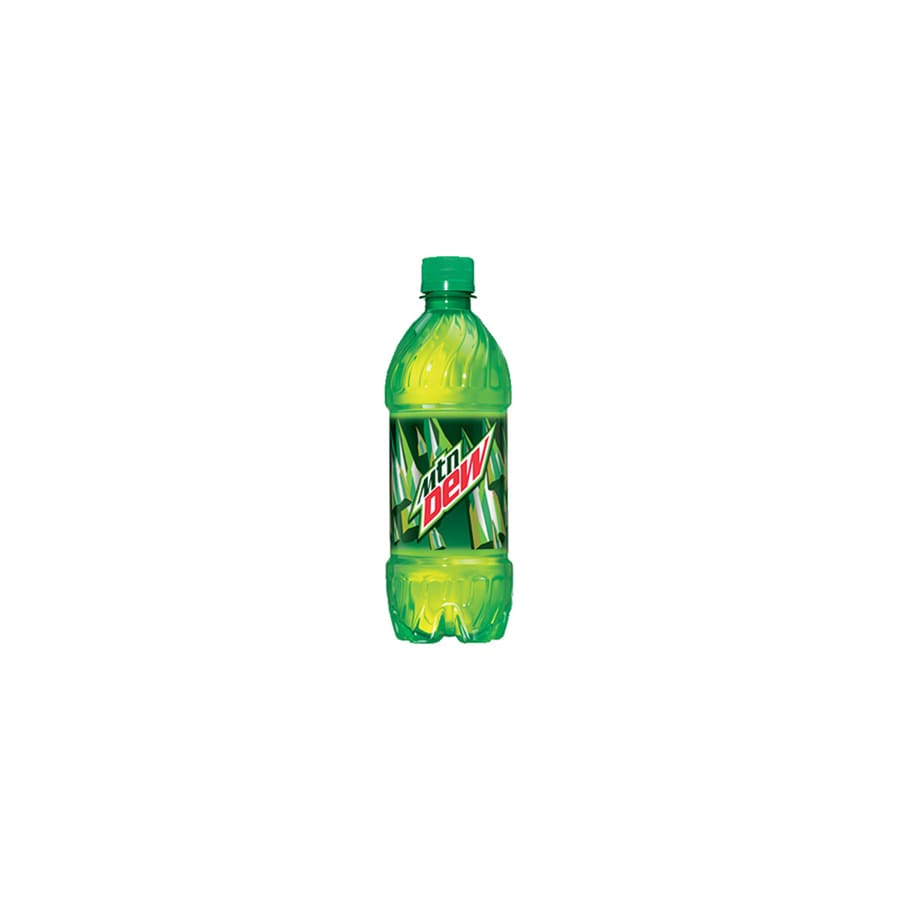 Mountain Dew 20-fl oz Citrus