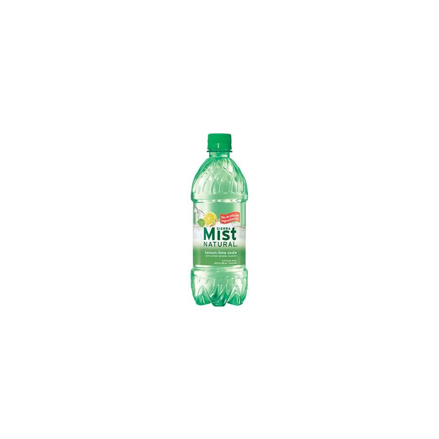 Sierra Mist 20-fl oz Lemon Lime