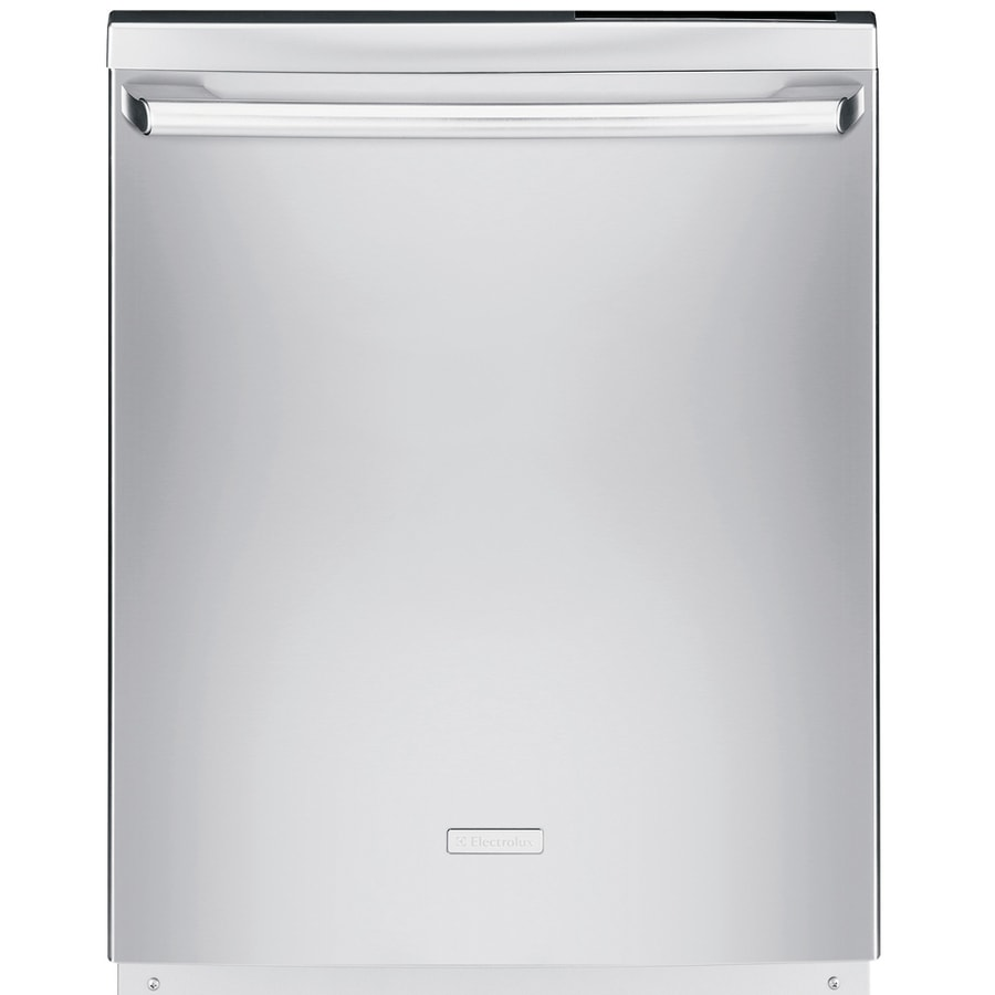 Electrolux 45-Decibel Built-in Dishwasher with Hard Food Disposer (Stainless Steel) (Common: 24-in; Actual: 24-in)