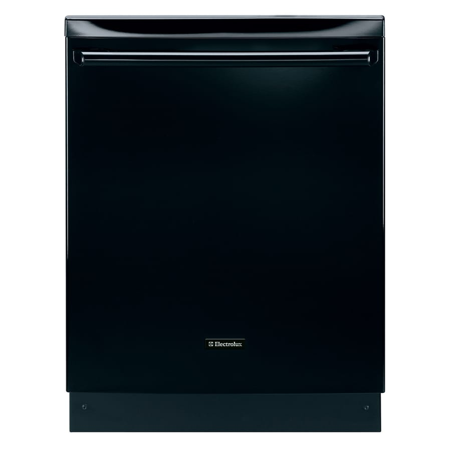 Electrolux 45-Decibel Built-in Dishwasher with Hard Food Disposer (Black) (Common: 24-in; Actual: 24-in)