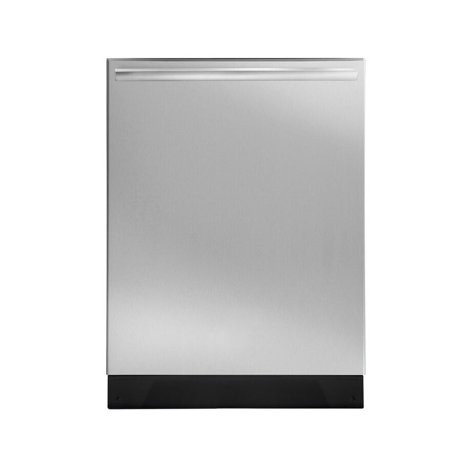 Frigidaire Professional 51-Decibel Built-In Dishwasher with Hard Food Disposer (Stainless) (Common: 24-in; Actual 23.75-in) ENERGY STAR