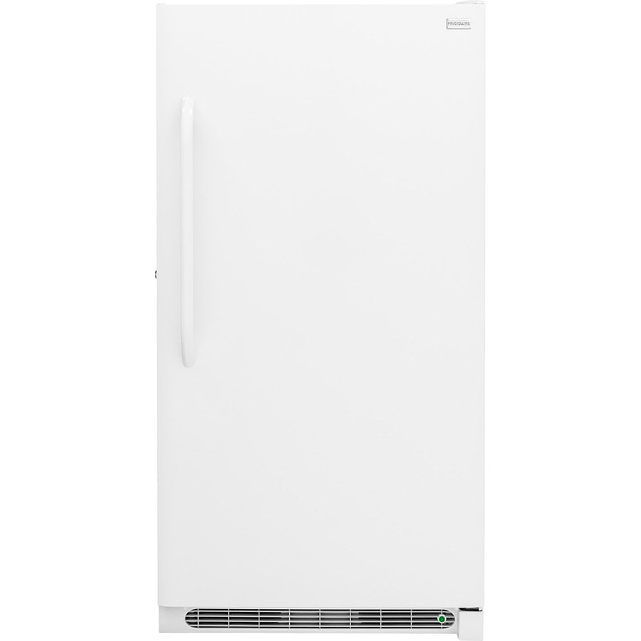 Frigidaire 16.6-cu ft Frost-Free Upright Freezer (White) ENERGY STAR
