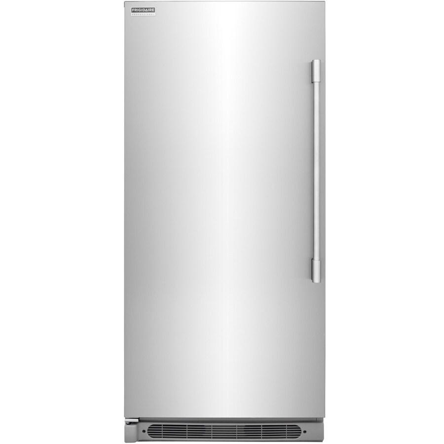 Frigidaire Professional 18.58-cu ft Upright Freezer (Stainless Steel)