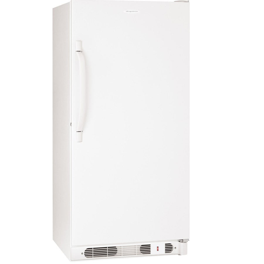 Frigidaire 14.1-cu ft Upright Freezer (White)