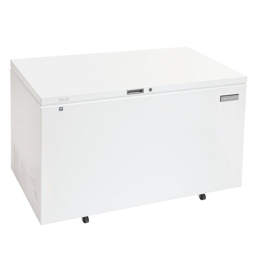 Frigidaire 19.8-cu ft Commercial Chest Freezer (White) ENERGY STAR