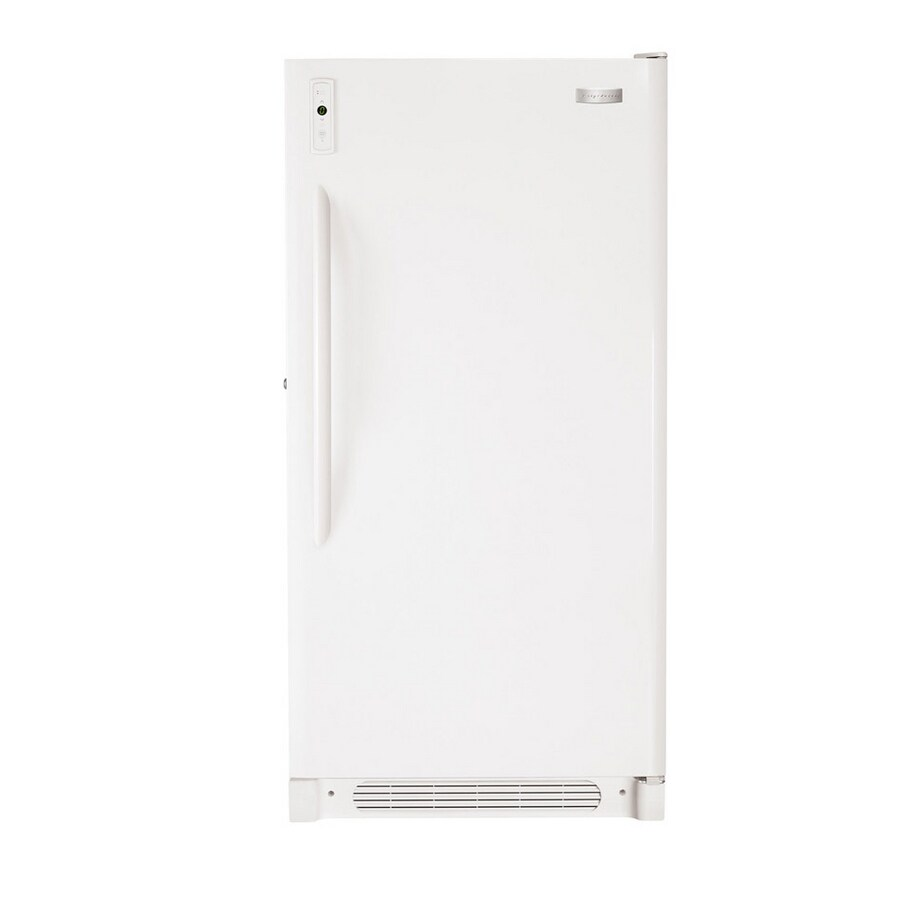 Frigidaire 16.7-cu ft Upright Freezer (White)