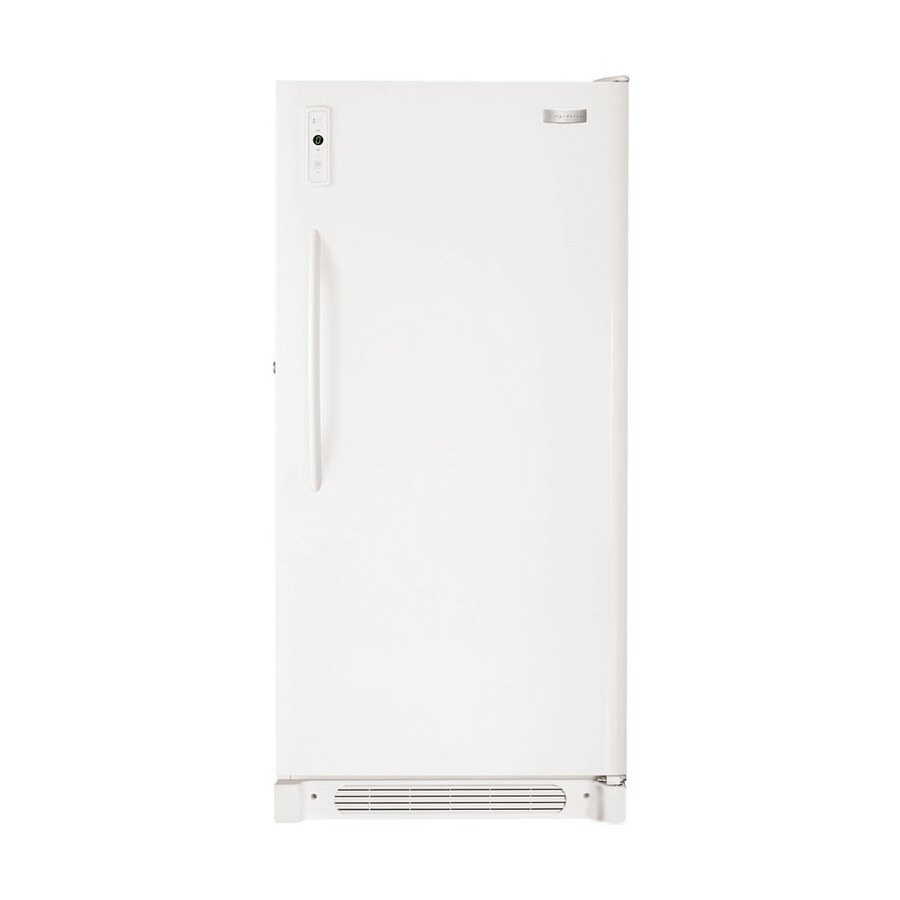 Frigidaire 13.7-cu ft Frost Free Upright Freezer (White)