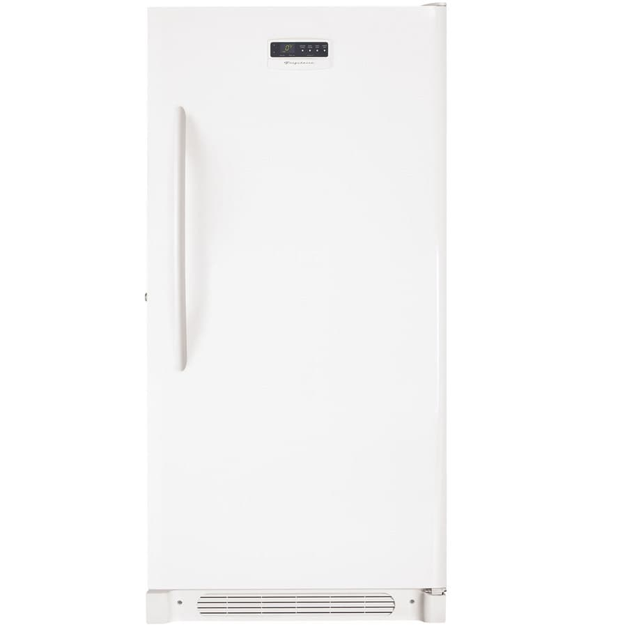 Frigidaire 16.6-cu ft Frost Free Upright Freezer (White)