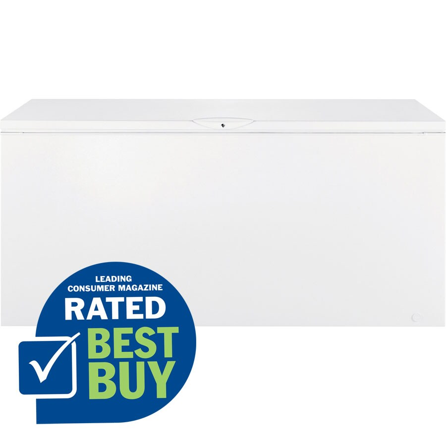 Frigidaire Gallery 24.6-cu ft Chest Freezer (White)