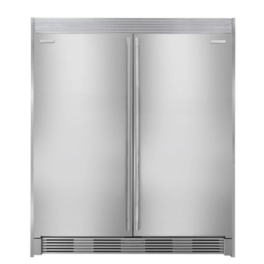 Shop Electrolux Refrigerator Trim Kit At Lowes Com