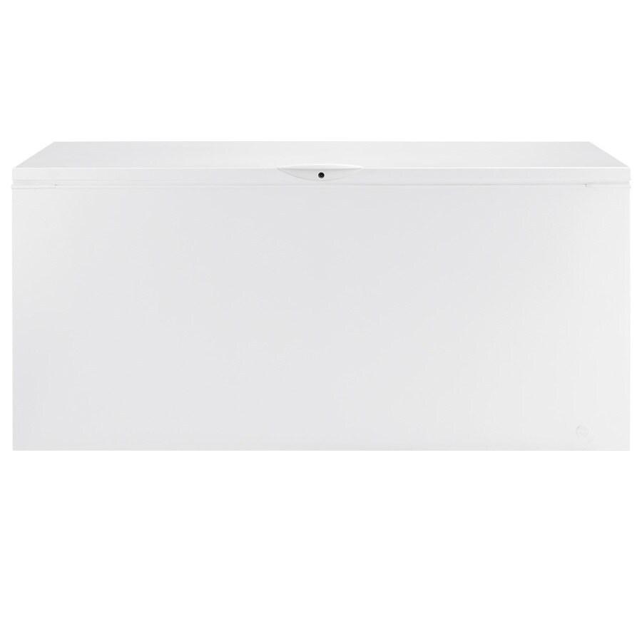 Frigidaire 21.57-cu ft Chest Freezer (White)