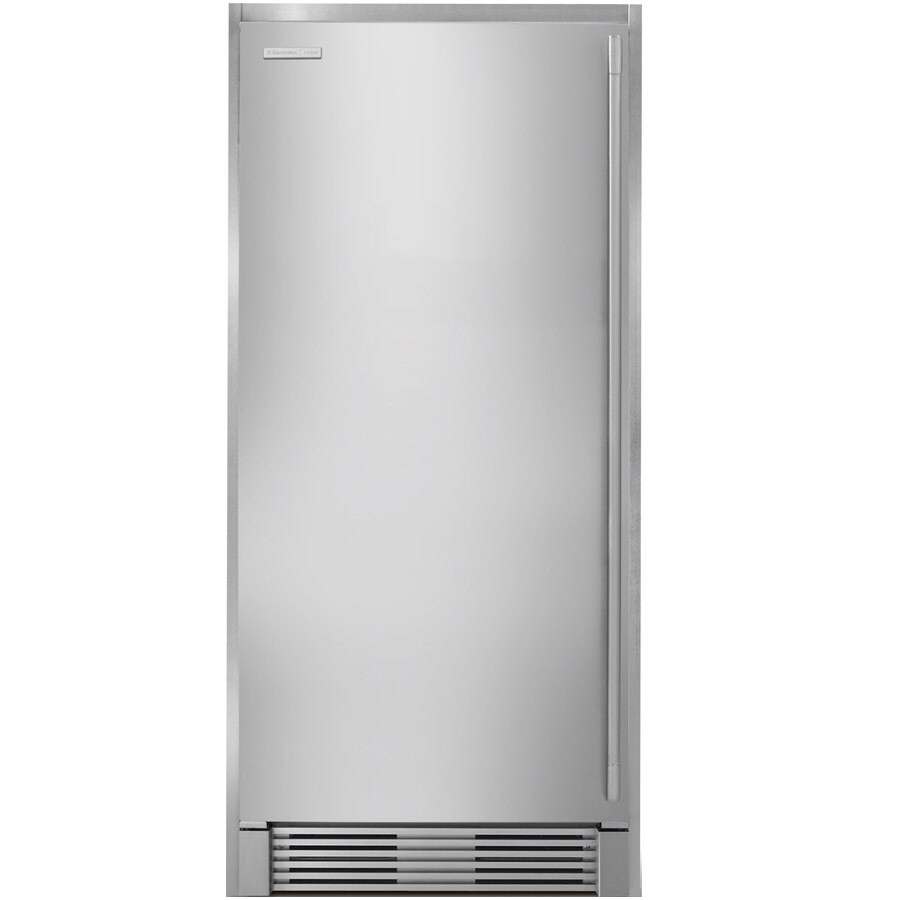 Electrolux Icon 18.58-cu ft Frost-Free Upright Freezer (Stainless Steel)