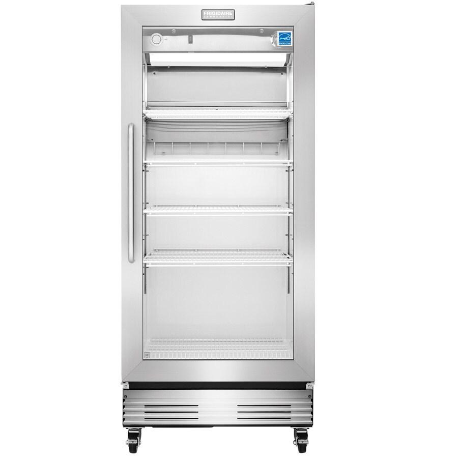 Shop Frigidaire 18 4 Cu Ft 1 Door Freezerless Commercial