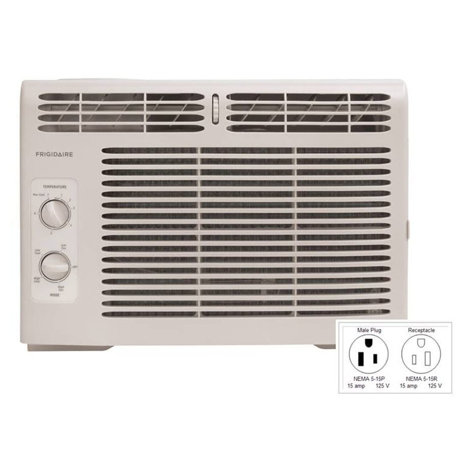 Frigidaire 5,000-BTU 150-sq ft 115-Volt Window Air Conditioner