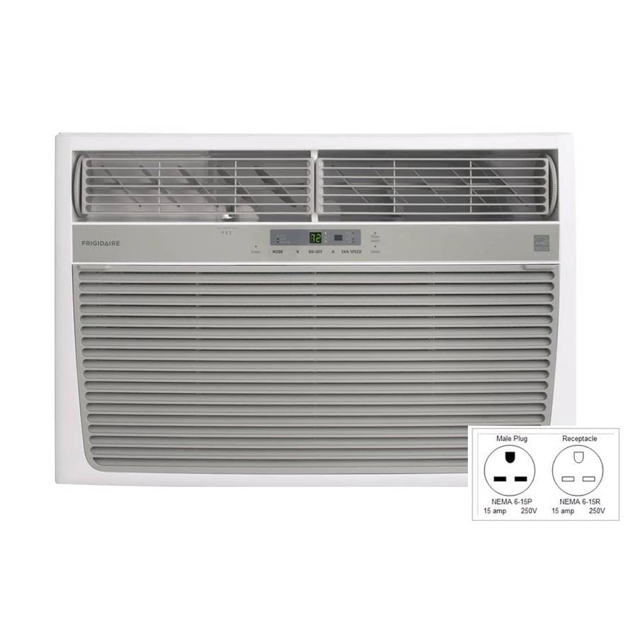 Frigidaire 18,500-BTU 1,170-sq ft 230-Volt Window Air Conditioner