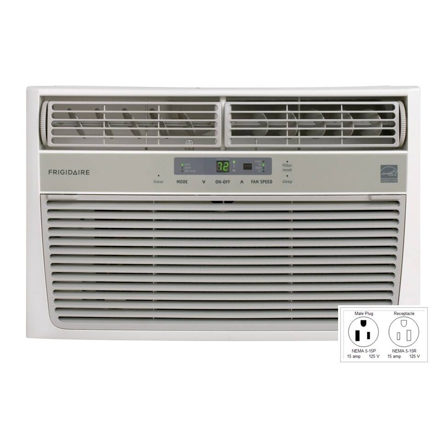 Frigidaire 6,000-BTU 216-sq ft 115-Volt Window Air Conditioner