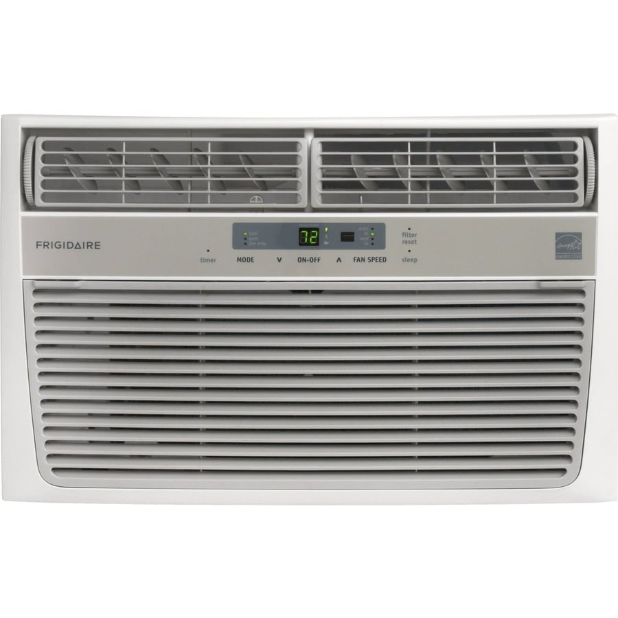 Shop Frigidaire 8 000 Btu 350 Sq Ft 115 Volt Window Air