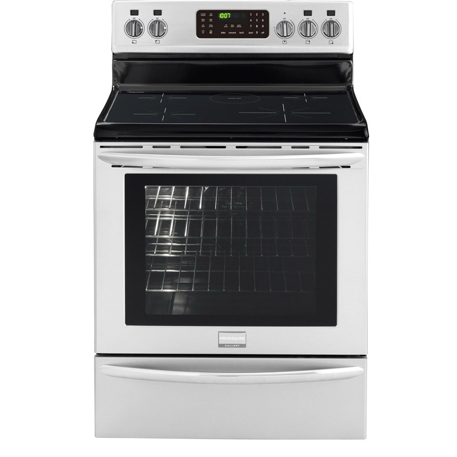 Shop Frigidaire 5 Element 5 4 Cu Ft Self Cleaning