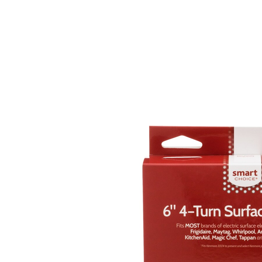 Smart Choice 6-in , 1,500-Watt Burner Element
