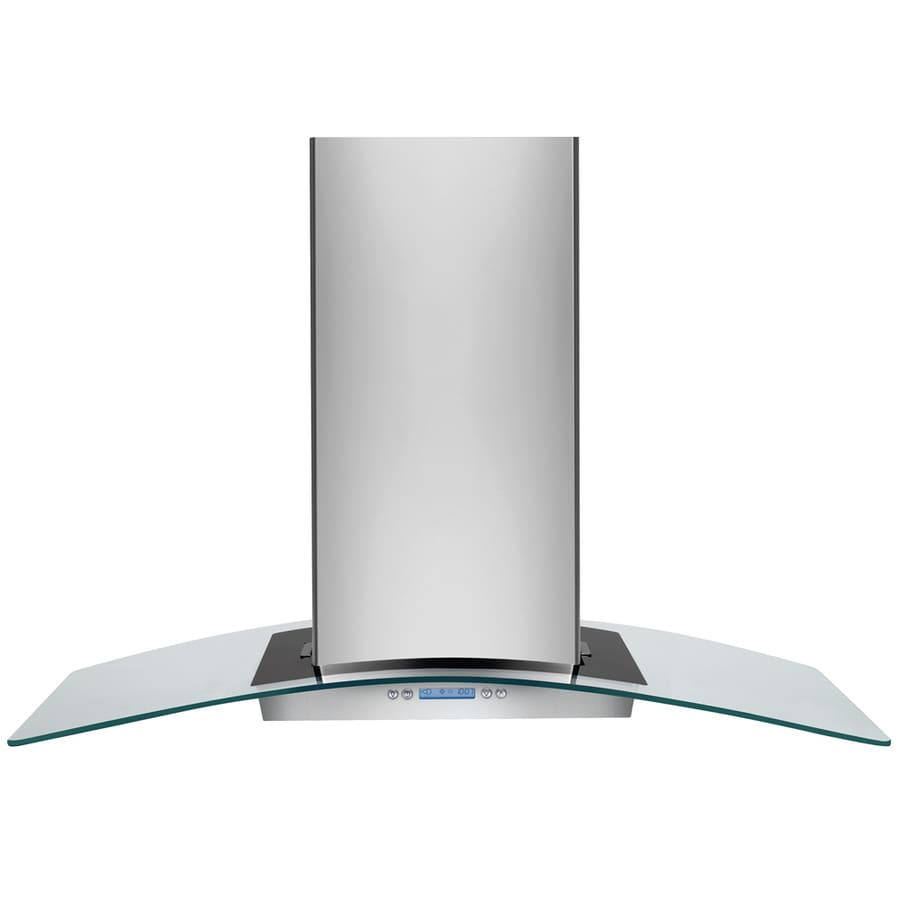 Frigidaire Ducted Island Range Hood (Stainless Steel) (Common: 42-in; Actual: 41.875-in)