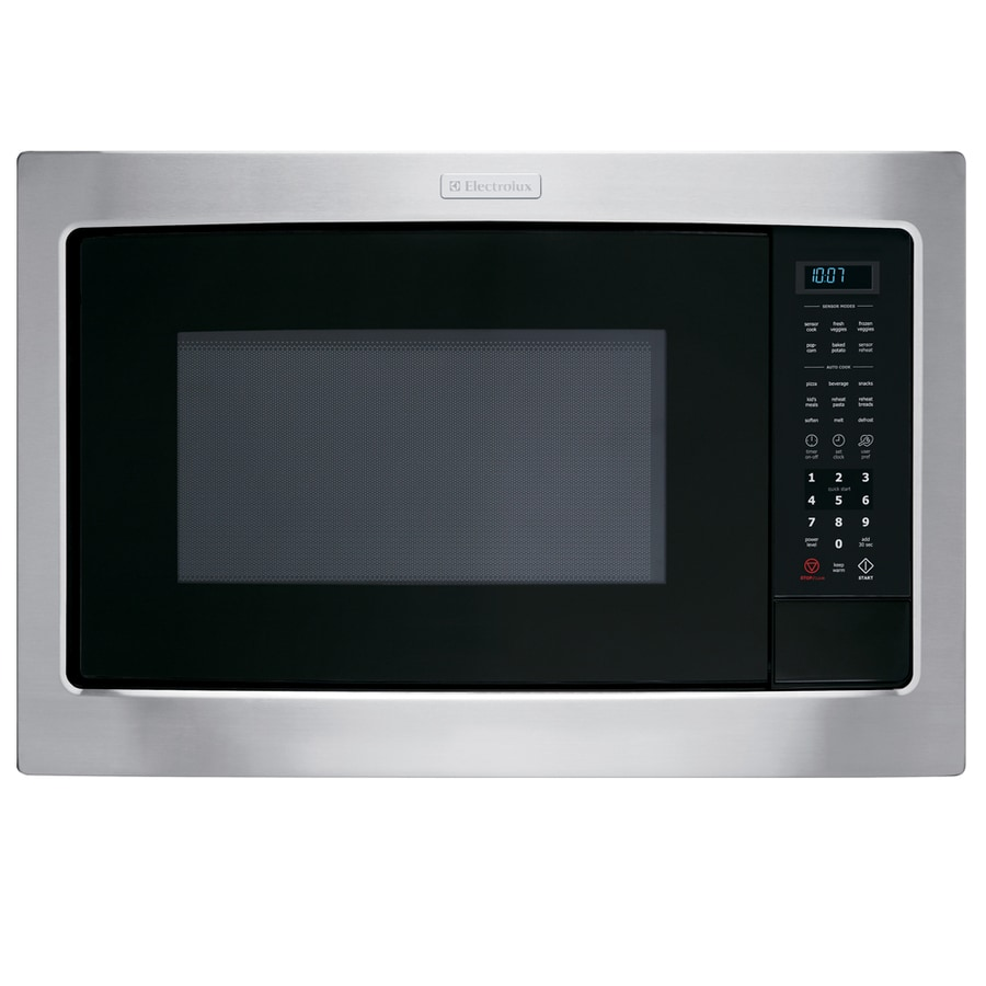 Shop Electrolux 2 Cu Ft Built In Microwave With Sensor