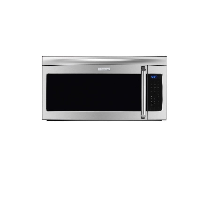 Electrolux 2 cu ft Over-the-Range Microwave (Stainless Steel)