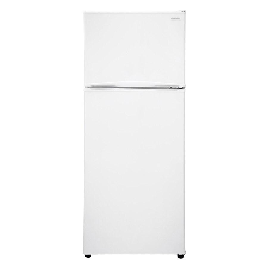 Frigidaire 12 cu ft Top-Freezer Refrigerator (White)