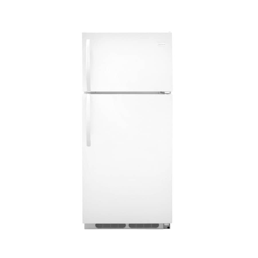 Frigidaire 16.5-cu ft Top-Freezer Refrigerator (White)