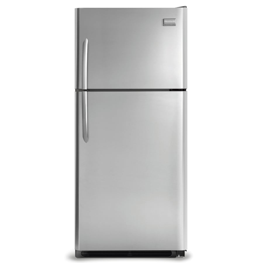 Shop Frigidaire Gallery 18 3 Cu Ft Top Freezer