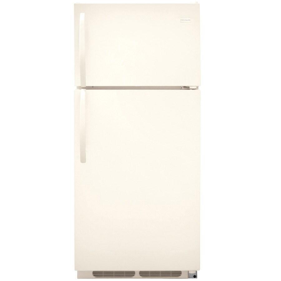 Frigidaire 16.3-cu ft Top-Freezer Refrigerator (Bisque) ENERGY STAR