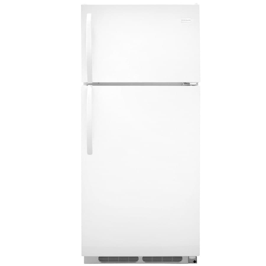 Frigidaire 16.3-cu ft Top-Freezer Refrigerator (White)