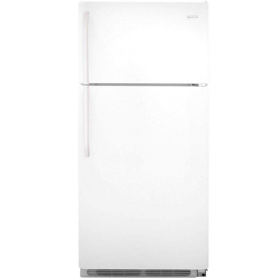 Frigidaire 18.3-cu ft Top-Freezer Refrigerator (White)
