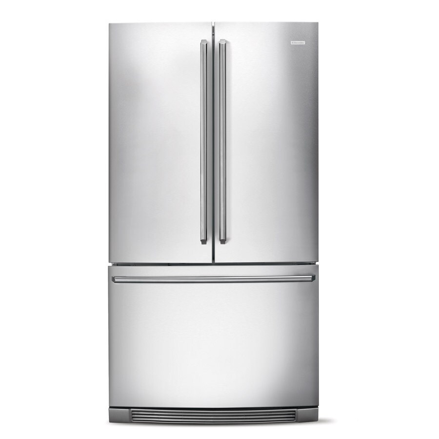 Electrolux 26.6-cu ft French Door Refrigerator with Single Ice Maker (Stainless Steel) ENERGY STAR
