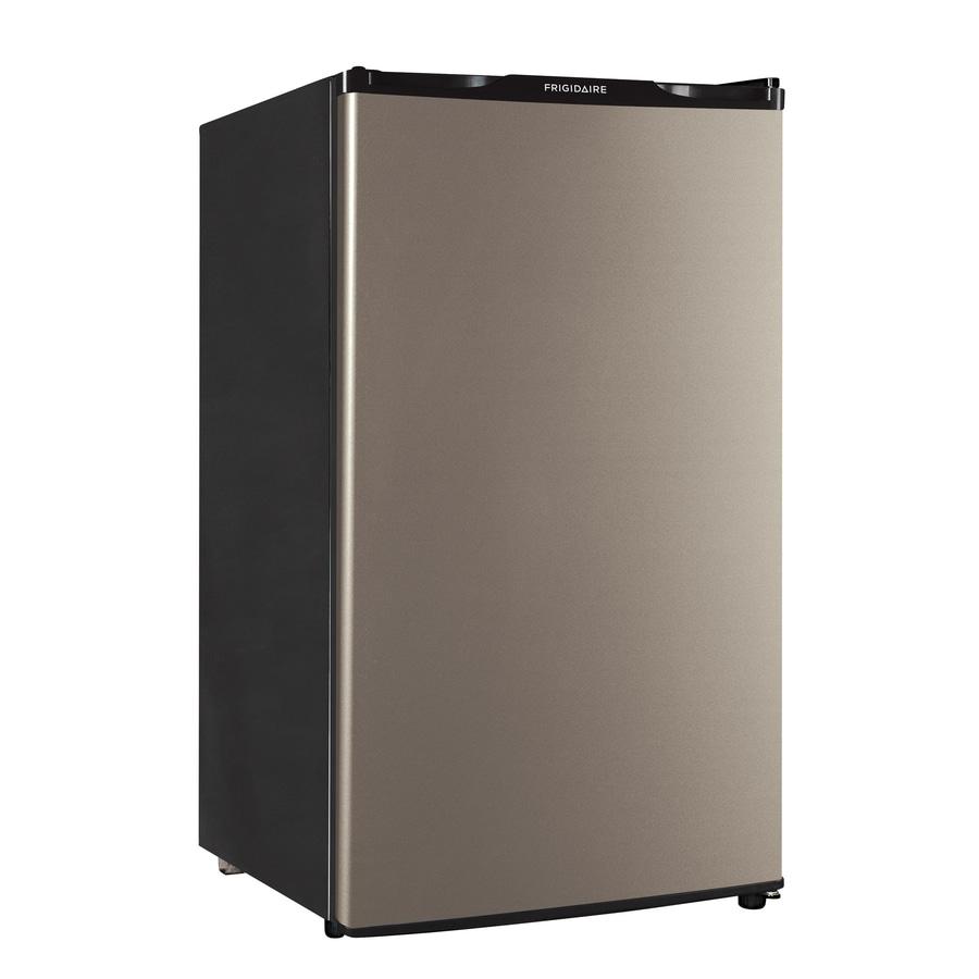 Frigidaire 3.3 cu ft Compact Refrigerator (Silver Mist) ENERGY STAR