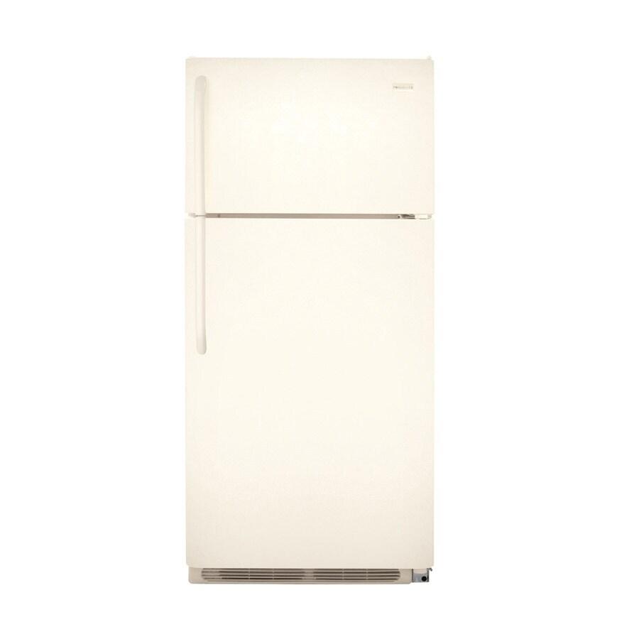 Frigidaire 18.3-cu ft Top-Freezer Refrigerator (Bisque) ENERGY STAR