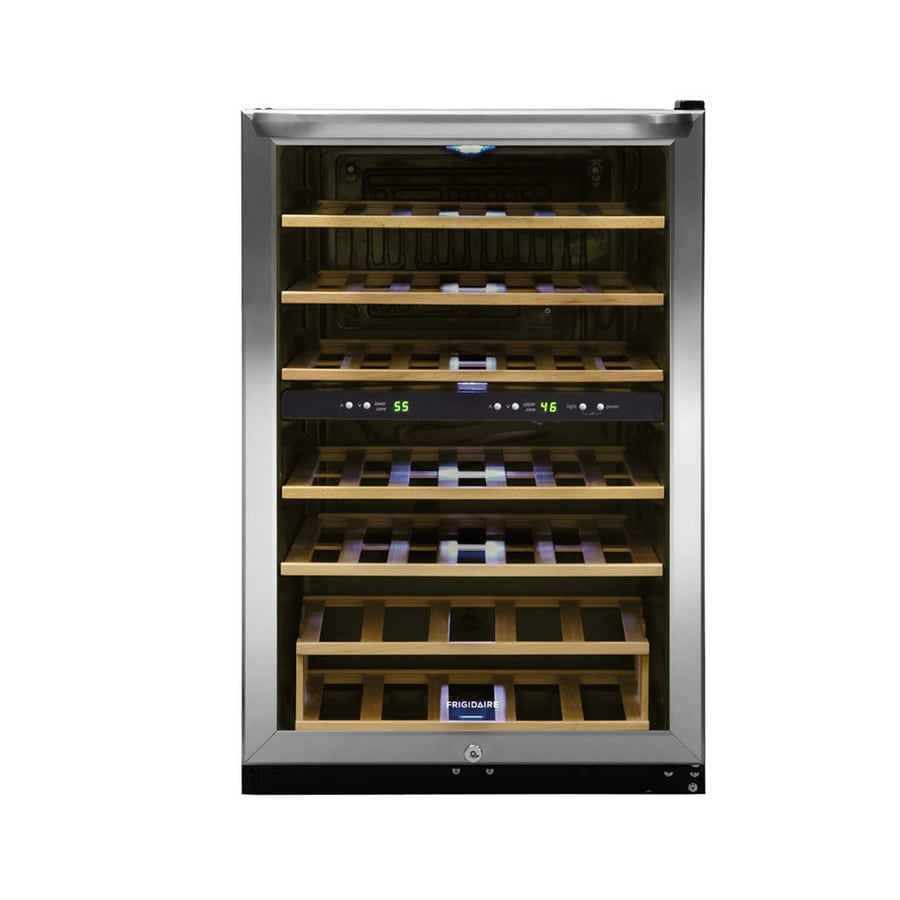 Frigidaire 38-Bottle Stainless Wine Chiller